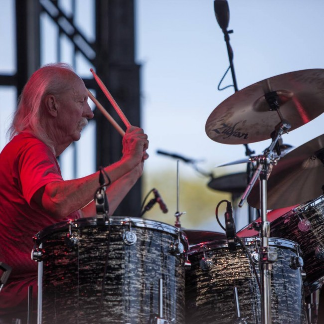 Butch Trucks Les Brers Peach Music Festival 2015
