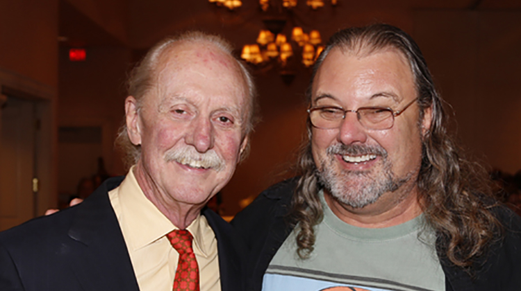 Butch Trucks and Andy Preston