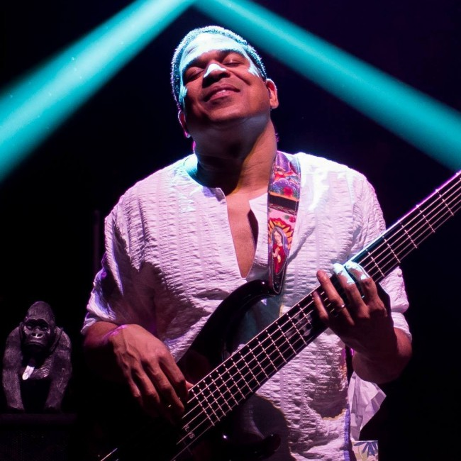 Oteil Burbridge - photo by Henry Hungerland