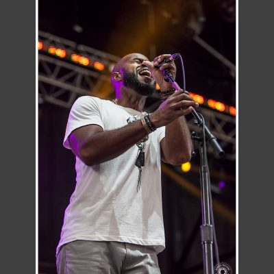 Lamar Williams, Jr at Peach Festival 2016 - photo by Derek McCabe Photography