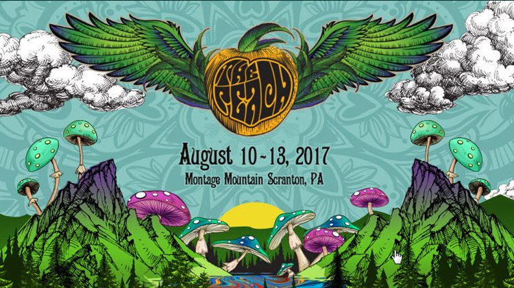 Peach Fest 2017