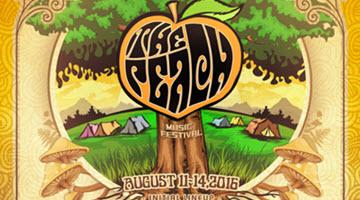 Peach Music Festival 2016