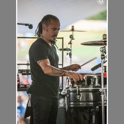 Marc Quiñones at Peach Festival 2016 - photo by Derek McCabe Photography